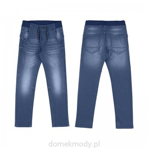MAYORAL 7531 Spodnie jogger soft denim
