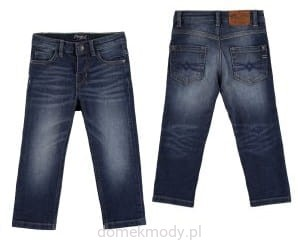 MAYORAL 0046 Spodnie jeans regular fit