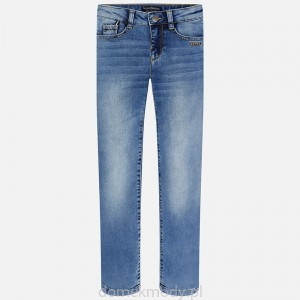MAYORAL 7505 Spodnie denim