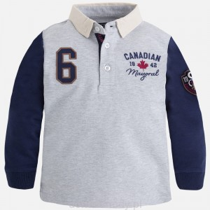 MAYORAL 4115  Bluzka Polo Canadian