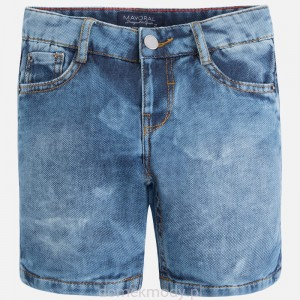 MAYORAL 3217 Bermudy Jeans