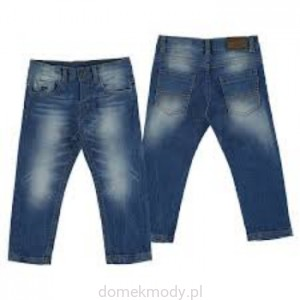 MAYORAL 40 Spodnie jean regular fit