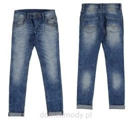 MAYORAL 6534 SPODNIE JEANS SUPER SLIM