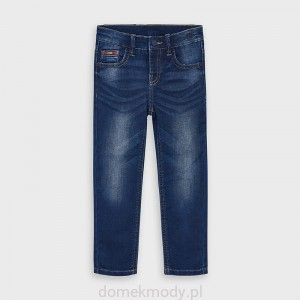 MAYORAL 4531 col 16 Spodnie soft denim